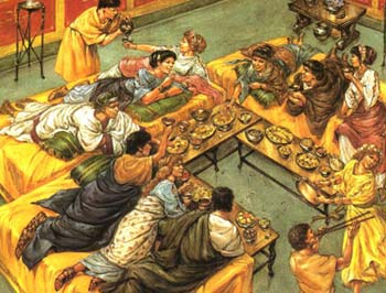 Ancient Rome Diet