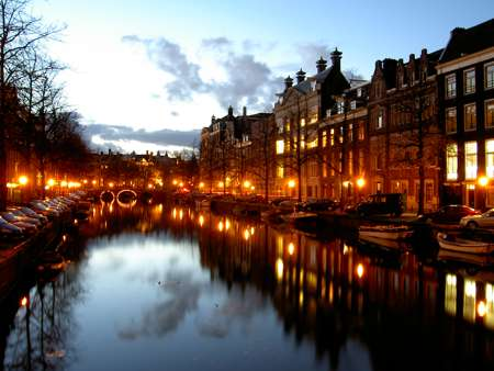 Amsterdam, The Great Laboratory